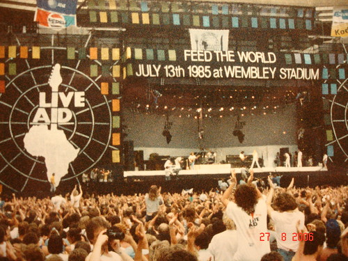 Live Aid 85 Queen