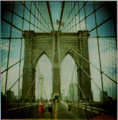 Polaroid SX-70 New York City 1