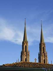 ZAMORA. (NIKONIANO) Tags: mxico zamora zamoramichoacn enmxico santuariodeguadalupeenzamora gtico zamorano sergioalfaroromero iglesia religioso