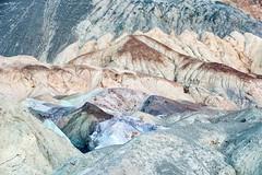 Artist's Palette, Death Valley #8 © Marvin Greenbaum