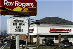 Roy Rogers, CVS, La Plata, Maryland