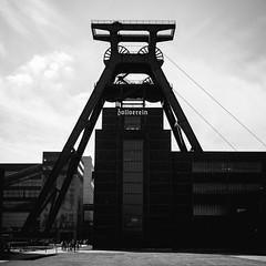 Zeche Zollverein (harry.f) Tags: white black germany square minolta pano ruhr ruhrgebiet zollverein zeche harryf minoltamrokkor28mmf28 sonya7 28on35