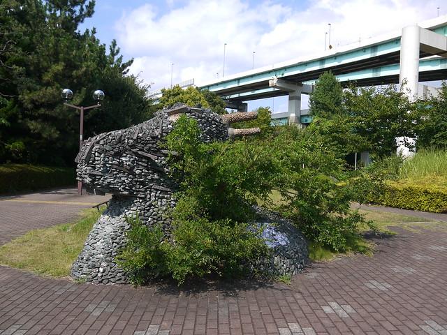 辰巳の森綠道公園