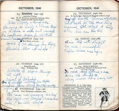 Week 43 19th - 25 October 1941 (richardmlevett) Tags: hurricane jerry malta b17 naples sicily blenheim convoy beaufort 1941 raf wimpy iti sliema valletta valetta airraid whitley luqa hmsnaiad wardiary takali siegeofmalta