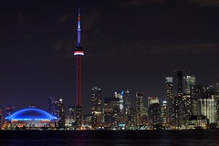 Panorama Toronto widziana z Wysp | Toronto Skyline from Toronto Islands
