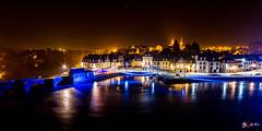Petit port de st Goustan la nuit (gillouvannes56) Tags: auraybretagnebrittanyfrancecolorslightlumièrecouleurscanon7dlandscapeseascape