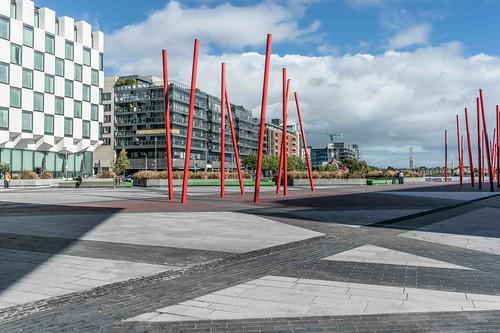 DUBLIN DOCKLANDS AREA [21 SEPTEMBER 2015] REF-10805444