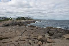 York Coastline (jeff's pixels) Tags: ocean york coast nikon maine atlantic coastline d610