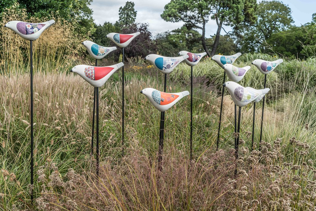 BIRD SONG BY MICHELE HANNAN [SCULPTURE IN CONTEXT 2015]-10805401