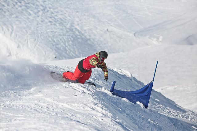 DB Export Banked Slalom 2015 - Treble Cone - Johaanes Hoptl 3