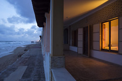 Miramar IV (Alberto Sen (www.albertosen.es)) Tags: blue sea espaa costa house home del canon coast mar casa spain mediterraneo alicante alberto hour miramar sen segura guardamar alacant guardamardelsegura g7x albertosen