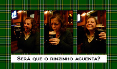 Rinzin (Thaís Medina) Tags: ireland party love beer happy irishlove