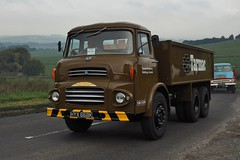 Albion Reiver Tipper - HYX 668K (Ben Matthews1992) Tags: old england classic tarmac truck vintage wagon tipper britain derbyshire great transport historic lorry commercial vehicle british preserved 1972 albion preservation waggon lorries reiver haulage 2015 roadrun jollyboys 6wheel hyx668k