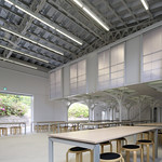 九州工業大学製図室の写真