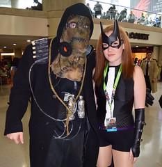 DSC_0110 (Randsom) Tags: nyc newyorkcity fun october cosplay scarecrow heroine superhero batman comicbooks batgirl rogue dccomics villain spandex javitscenter supervillain batwoman 2015 nycc superheroine nycomiccon newyorkcomiccon batmanfamily nycc2015