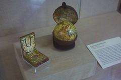 Eksponaty w Bibliotece Publicznej   Exhibits in New York Public Library