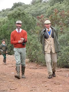 Spain Ibex Hunt & Driven Partridge Hunts 22