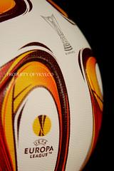 UEFA EUROPA LEAGUE 2014-15 FINAL WARSAW 2015 ADIDAS MATCH USED BALL, FC DNIPRO DNIPROPRETOVSK VS SEVILLA FC 14 (ykyeco) Tags: cup ball football sevilla europa fussball top soccer ballon poland used final warsaw match vs bola adidas fc uefa league pelota palla balon pallone pilka  2015 omb brazuca  dnipro matchball spielball 201415   dnipropretovsk