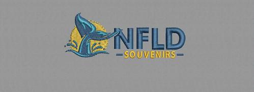 NFLD - embroidery digitizing by Indian Digitizer - IndianDigitizer.com