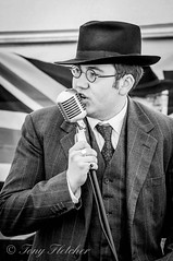 'LUKE - SINGER' - 'PAPPLEWICK PUMPING STATION 1940'S' - 10th-11th OCTOBER 2015 (tonyfletcher) Tags: portrait vintage model 1940s ww2 homefront 40s papplewick steampumpingstation 1940sfashion tonyfletcher 1940sreenactment papplewickpumpingsation papplewicknotts wwwtonyfletcherphotographycouk wwwwhitbygothscenecouk papplewick1940sevent2015 papplewick2015