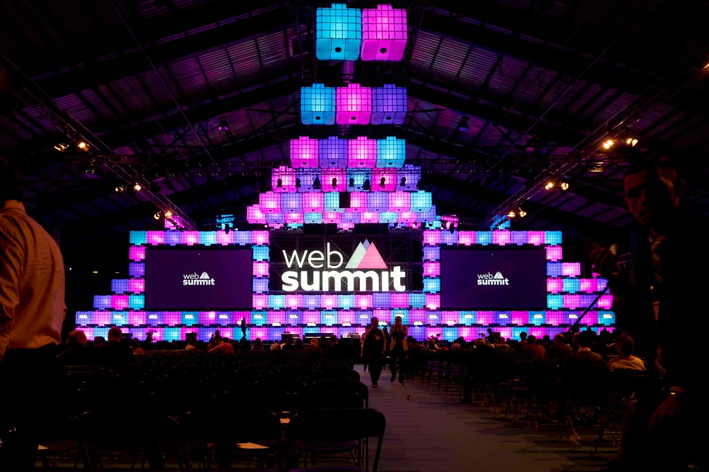 WEB SUMMIT 2015 IN DUBLIN [DAY ONE]-109778