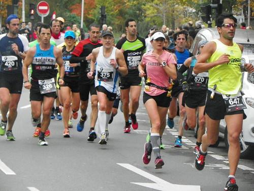 Donostia Maratoia 2015 - San Sebastian Marathon