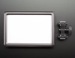 Camera-Mount LED Photography Light - CIE Ra 95 - 3200K to 5600K (adafruit) Tags: camera photography lights photo video led leds av ledlights videography 2894 adafruit photolights bareleds