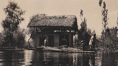 Kashmir 1930's (Bury Gardener) Tags: blackandwhite bw india vintage 1930s asia kashmir oldies