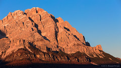 Monte cristallo - Dolomiti (beppeverge) Tags: autumn mountain alps fall foliage autunno alpi montagna unescoworldheritage dolomites dolomiti altoadige dolomiten italianlandscape sudtirol ladino larici beppeverge