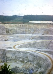 Campbell Quarry (rjl6955) Tags: truck newjersey md mine texas nj july maryland 1967 limestone campbell quarry manningtonmills