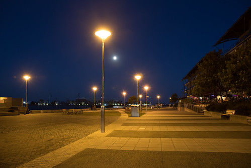 Newcastle Waterfront, New South Wales, Australia.01