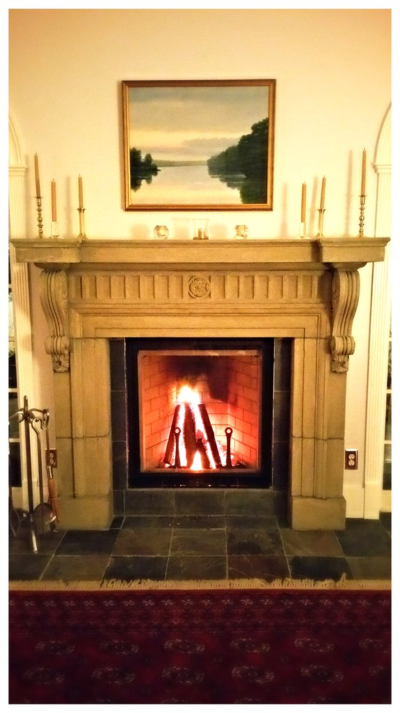 RSF Renessance Fireplace. Atlanta, Ga.