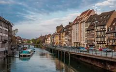 Strasbourg (04) (Vlado Ferenčić) Tags: france architecture cities strasbourg alsace rivers tamron175028 nikond90 citiestowns