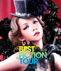 BEST FICTION TOUR 2008-2009 (BLU-RAY COVER) (Namie Amuro Live ) Tags: tour namie amuro dvdcover  bluraycover tourcover bestfictiontour20082009