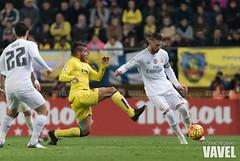 Villarreal - Real Madrid (VAVEL España (www.vavel.com)) Tags: realmadrid villarreal spanishleague elmadrigal villarrealcf ligabbva realmadridvavel villarrealvavel