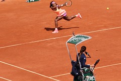 Roland Garros 2015 - Serena Williams (corno.fulgur75) Tags: paris france major frankreich williams frana tennis frankrijk francia francie parijs rolandgarros frankrig pars parigi frankrike serenawilliams frenchopen pary pa francja internationauxdefrance grandchelem june2015 frenchopen2015 rolandgarros2015 internationauxdefrance2015