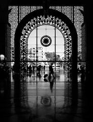 Marrakech /  (Morocco) - Railway Station (Danielzolli) Tags: station gare bahnhof railwaystation morocco maroc estacion marrakech marruecos stazione marokko gara marrakesch stasjon estaao vokzal estacio nadrazi   maghrib  dworzec istasyon kolodvor stanica almaghrib postaja stathmos staziun istasyonu stanice garata stancija