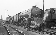 60138 York 02 05 1964 (John-Sydney-Han) Tags: york a1 boswell uksteam 60138 60157 yorkmpd a1pacific