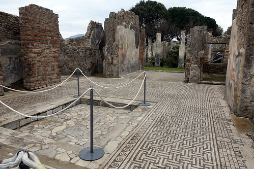 House of the Wild Boar, Pompeii