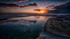 Dee Why Sunrise (RoosterMan64) Tags: australia deewhy landscape longexposure nsw northernbeaches oceanpool rockshelf seascape sunrise