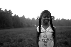 Village Beauty (akhilmekkat) Tags: village india kerala meladur mala thrissur mekkatt villahe girl kids girlchild beautiful nature blackandwhite bw meladoor
