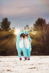 (Shannon Alexander Photography) Tags: fineartphotography fineartphotographer vermontphotographer unicorns bestfriends winter mythical friends canon 135mmf2l