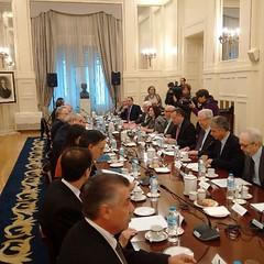 Σύγκληση Εθνικού Συμβουλίου Εξωτερικής Πολιτικής (ΥΠΕΞ, 23.12.16) (Υπουργείο Εξωτερικών) Tags: υπεξ κοτζιασ εσεπ αθηνα mfaofgreece kotzias athens