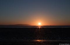 Y Machlud Mwyn (Eiona R. [Busy over the Weekend]) Tags: llanelli wales unitedkingdom gb wfc sunset