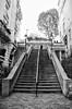 Montmartre - La vie est en haut... - Life is up... (P. Eric) Tags: montmartre paris