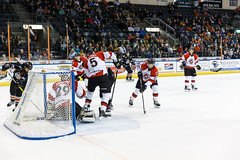 "Missouri Mavericks vs. Cincinnati Cyclones, January 25, 2017, Silverstein Eye Centers Arena, Independence, Missouri.  Photo: John Howe / Howe Creative Photography • <a style=""font-size:0.8em;"" href=""http://www.flickr.com/photos/134016632@N02/31746418563/"" target=""_blank"">View on Flickr</a>"