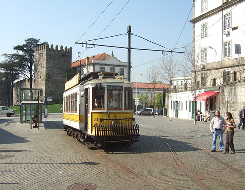 Trams de Porto (Portugal)