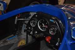 1991 Formula 3 Ralt - Cock Pit (jambox998) Tags: dashboard dial counter rev oil temperature pump switch formula 3 cockpit interior dc david coulthard race car