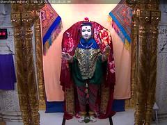 Ghanshyam Maharaj Mangla Darshan on Wed 28 Dec 2016 (bhujmandir) Tags: ghanshyam maharaj swaminarayan dev hari bhagvan bhagwan bhuj mandir temple daily darshan swami narayan mangla