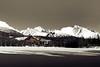 High Tatras (M.patrik) Tags: high tatras štrbské pleso slovakia monochrome colour black white selective mountains lake snow winter ice trees landscape fav10